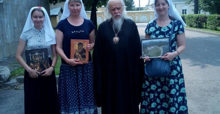 Стажировка для сестер милосердия Ижевского благочиния в службе «Милосердие» города Москва