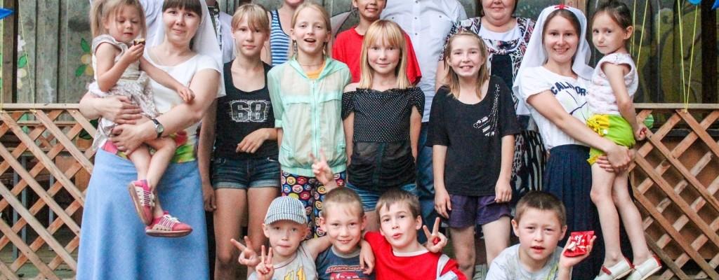 «Русские игры» в республиканском социально-реабилитационном центре для несовершеннолетних детей