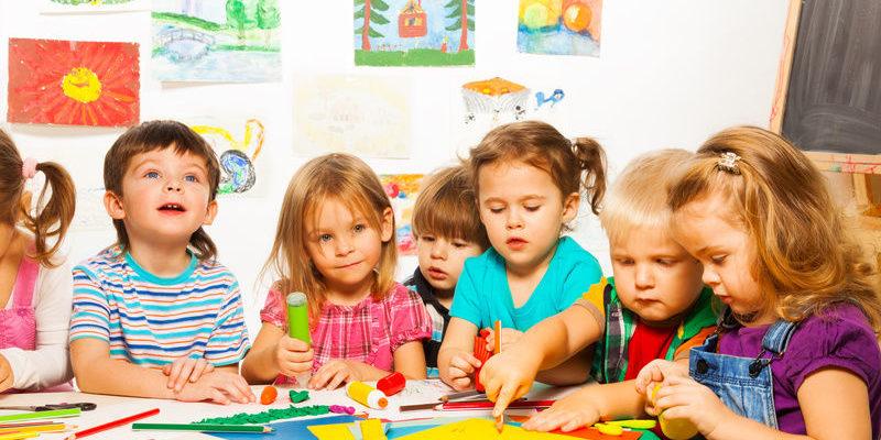 Воскресная школа для слабовидящих и слабослышащих детей