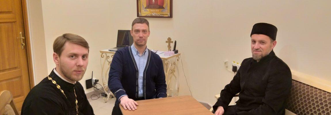 Состоялась встреча руководства Социального отдела Ижевской епархии с представителем Духовного Управления мусульман Удмуртии